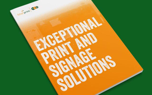 Fisherprint TLC brochure cover