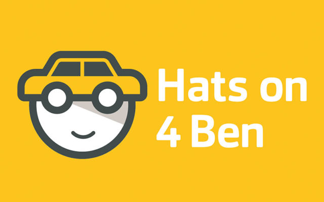 Hats On 4 Ben Logo