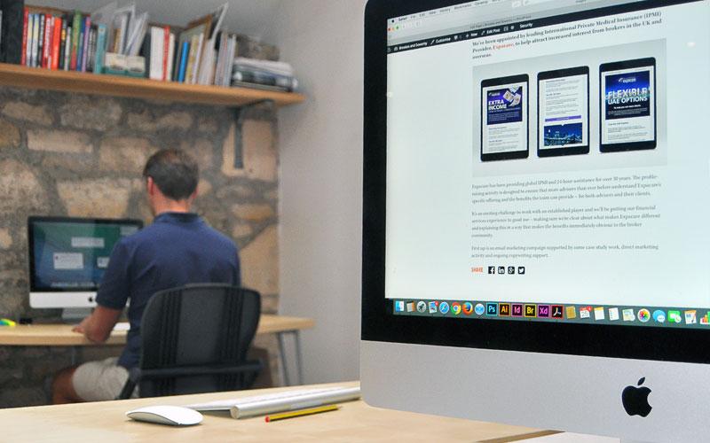Brookes & Sowerby website