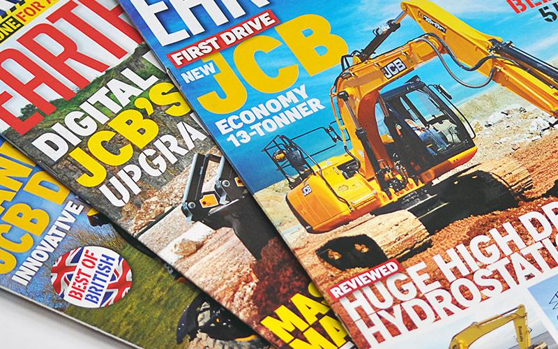 Earthmovers Magazines