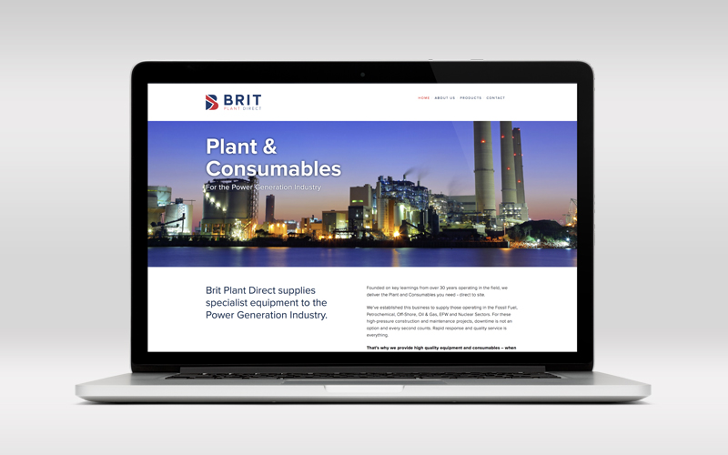 Brit Plant Direct Site